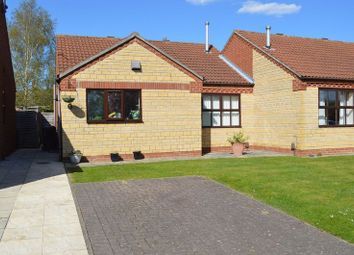 Thumbnail 2 bed property for sale in Meadowlake Close, Lincoln
