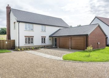 Thumbnail 4 bed detached house for sale in Plot 10 Kell's Meadow, Geldeston, Beccles