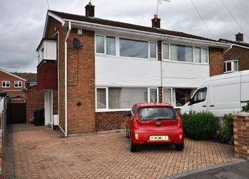 Thumbnail 3 bed semi-detached house for sale in Millard Avenue, Hatfield, Doncaster