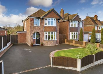 Thumbnail 3 bed detached house for sale in Admaston Road, Wellington, Telford, Shropshire