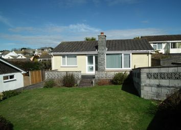 Thumbnail 3 bed bungalow for sale in St Georges Road, East Looe, Cornwall