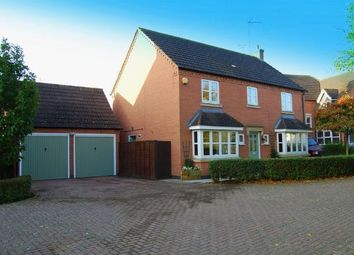 Thumbnail 4 bed detached house for sale in Acre Close, Lang Farm, Daventry
