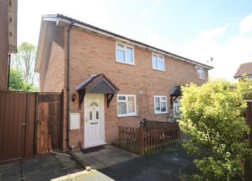 Thumbnail 2 bed end terrace house to rent in Myrna Close, Colliers Wood, London