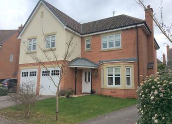 Thumbnail 5 bedroom detached house for sale in Highfields Park Drive, Allestree, Derby