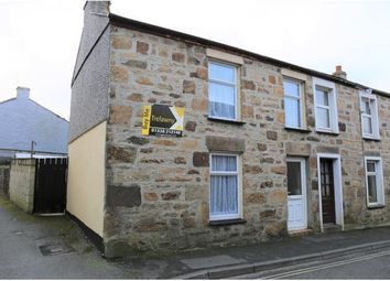 Thumbnail 2 bedroom end terrace house for sale in Vyvyan Street, Camborne