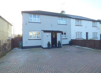 Thumbnail 3 bed semi-detached house for sale in Lullingstone Avenue, Swanley