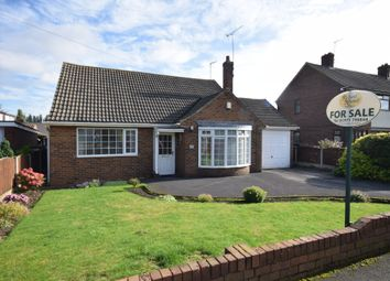 Thumbnail 3 bed detached bungalow for sale in Windsor Drive, Knottingley