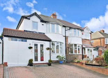 Thumbnail 3 bedroom semi-detached house to rent in Springfield Crescent, Solihull