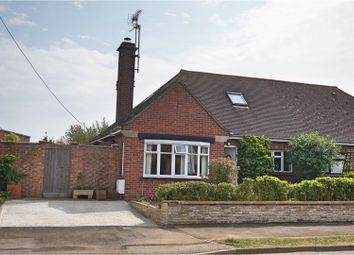 Thumbnail 2 bed semi-detached bungalow for sale in Fairthorne Way, Swindon