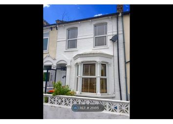 Thumbnail 3 bed terraced house to rent in Caistor Park Road, London