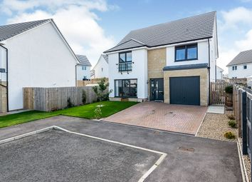 Thumbnail 4 bed detached house for sale in Greenfield Court, Elgin, Moray