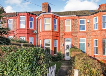 Thumbnail 2 bed terraced house for sale in Shallmarsh Road, Higher Bebington, Wirral