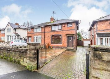 Thumbnail 3 bed semi-detached house for sale in Alexandra Road, Bescot, Walsall, West Midlands