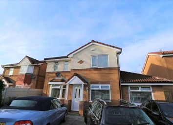Thumbnail 5 bed detached house for sale in Cringle Hall Road, Burnage, Manchester