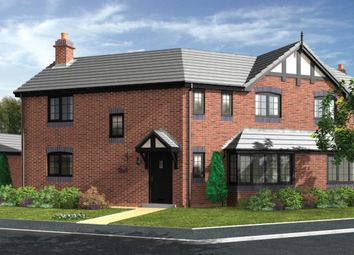 Thumbnail 4 bed semi-detached house for sale in Forge Lane, Congleton