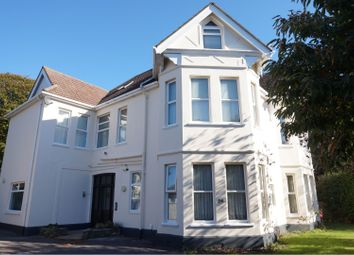 Thumbnail 2 bed flat for sale in 26 Percy Road, Bournemouth