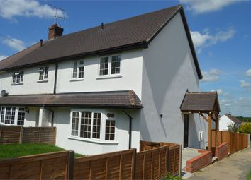 Thumbnail 3 bed end terrace house for sale in Benningfield Road, Widford, Ware