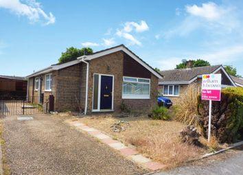 Thumbnail 2 bed bungalow to rent in Downham Way, Brandon