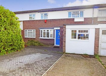 Thumbnail 4 bed terraced house for sale in Blackcap Close, Crawley