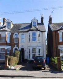 Thumbnail 4 bedroom semi-detached house to rent in Hatfield Road, Ipswich, Suffolk