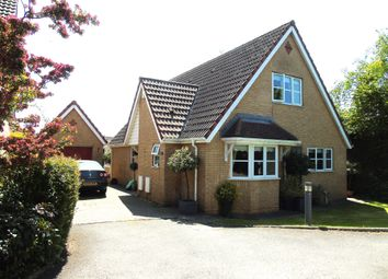 Thumbnail 4 bed detached house for sale in Southglade, Sully, Penarth