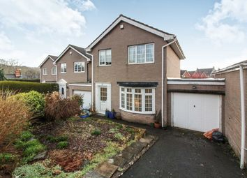 Thumbnail 3 bed detached house for sale in Croesonen Parc, Abergavenny