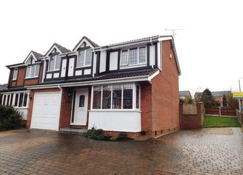 Thumbnail 4 bed detached house for sale in Longcroft Close, New Tupton, Chesterfield, Derbyshire