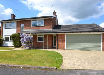 Thumbnail 4 bedroom detached house for sale in Thames Crescent, Maidenhead, Berkshire