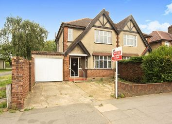 Thumbnail 3 bed semi-detached house for sale in Oldfield Lane North, Greenford