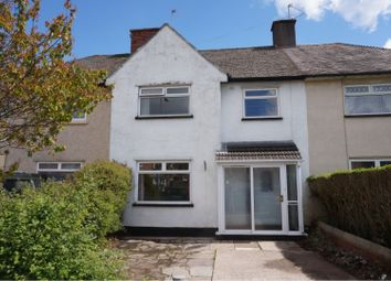 Thumbnail 3 bed terraced house for sale in Ton-Yr-Ywen Avenue, Cardiff
