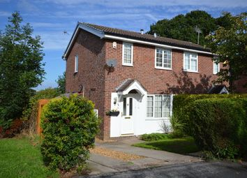 Thumbnail 2 bed semi-detached house for sale in Palmer Road, Sandbach