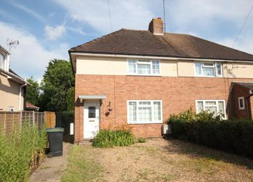 Thumbnail 2 bed semi-detached house for sale in Friars Way, Littleport, Ely