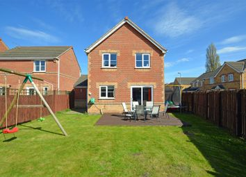 Thumbnail 4 bed detached house for sale in Regents Close, Scunthorpe