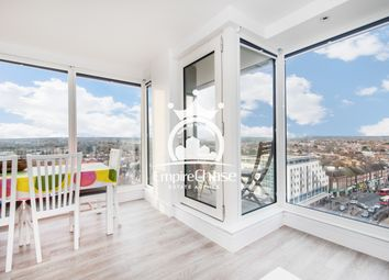 Thumbnail 2 bed flat for sale in Premier House, Station Road, Edgware