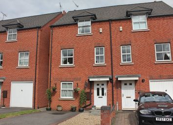 3 bed town house for sale in Goldhill Road, South Knighton, Leicester LE2