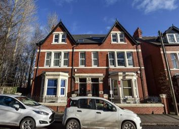Thumbnail 2 bed flat for sale in Rosebery Crescent, Jesmond Vale, Newcastle Upon Tyne, Tyne And Wear