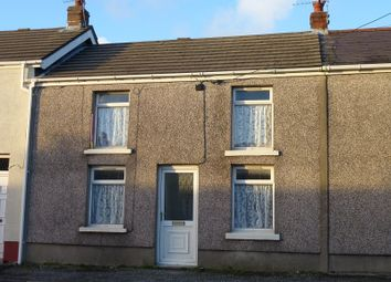Thumbnail 2 bed terraced house for sale in Cwmgarw Road, Upper Brynamman, Ammanford, Carmarthenshire.