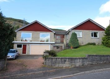 Thumbnail 4 bed bungalow for sale in Manse Road, Killin, Stirlingshire
