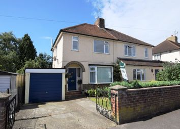 Thumbnail 3 bedroom semi-detached house for sale in Haig Road, Aldershot, Hampshire