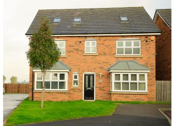 Thumbnail 5 bedroom detached house for sale in Bridle Way, Houghton Le Spring