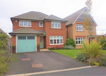Thumbnail 4 bed detached house for sale in Harold Newgass Drive, Liverpool