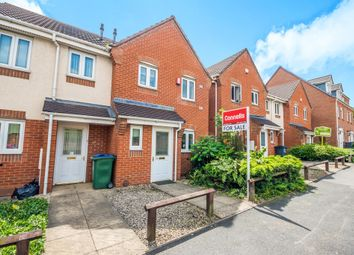Thumbnail 3 bed end terrace house for sale in Franchise Street, Darlaston, Wednesbury
