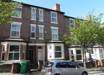 Thumbnail 4 bedroom terraced house to rent in Maples Street, Nottingham