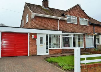 Thumbnail 3 bed semi-detached house for sale in Oakhill Road, Maghull, Liverpool