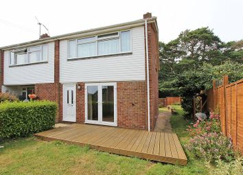 Thumbnail 3 bed country house to rent in Rowan Close, Sway, Lymington