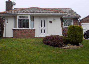 Thumbnail 2 bed bungalow for sale in Bryn Rhosyn, Merthyr Road, Tredegar.