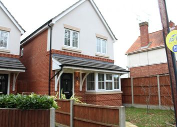 Thumbnail 3 bed detached house for sale in Woodlands Road, Farnborough