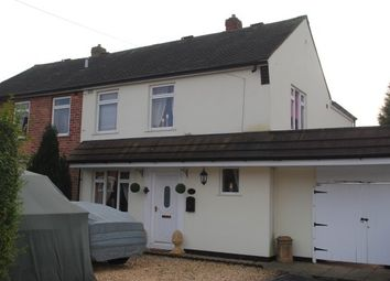 Thumbnail 3 bed property to rent in Bevan Lee Road, Cannock