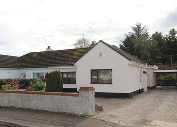 Thumbnail 3 bed semi-detached bungalow for sale in 29 Broom Drive, Lochardil, Inverness