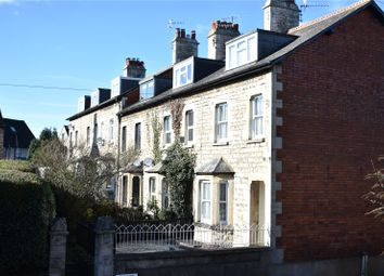 Thumbnail 3 bed terraced house for sale in Hillview Villas, Foxmoor Lane, Ebley, Stroud